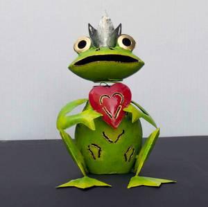 Bilde av Frosk med hjerte